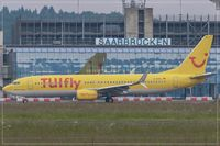 D-ATUL @ EDDR - Boeing 737-8K5 - by Jerzy Maciaszek