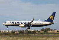 EI-ESZ @ LMML - B737-800 EI-ESZ Ryanair - by Raymond Zammit