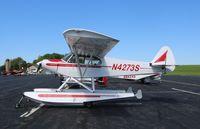 N4273S @ 10C - Piper PA-18