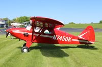 N7450K @ 10C - Piper PA-20