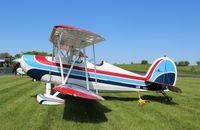 N3678L @ 10C - Great Lakes 2T-1A-2