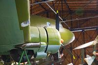 7 @ LKKB - Kbely Air Museum 15.5.2018.Aircraft paintet as Sovjet Air Force nr.7.ex 3002,D-38,OK-GAH - by leo larsen