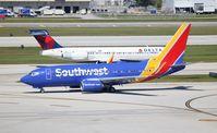 N761RR @ FLL - Southwest