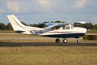 N761YG @ ORL - Cessna T210M