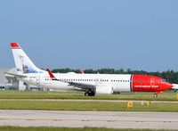 LN-NII @ EGCC - At Manchester - by Guitarist-2