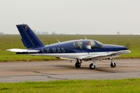 LX-RAS @ EGSH - Leaving Norwich for Luxembourg. - by keithnewsome
