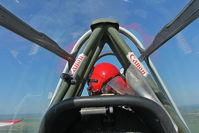 N3267G @ BKD - Riding along with the Aeroshell team!  Breckenridge Airshow 2018
