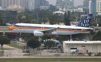 N763JB @ FLL - Jet Blue retro
