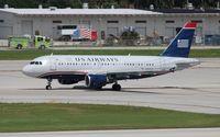 N765US @ FLL - USAirways - by Florida Metal