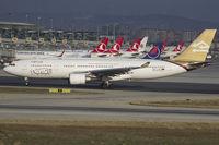 5A-LAU @ LTBA - Istanbul Ataturk - by Roberto Cassar