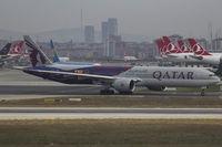 A7-BAE @ LTBA - Istanbul Ataturk - by Roberto Cassar