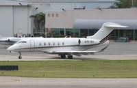 N767QS @ DAB - Net Jets