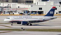 N767UW @ MIA - US Airways
