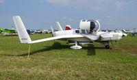 N770JL @ LAL - Rutan Defiant