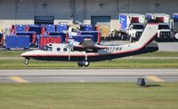 N771FF @ FLL - Aero Commander 690D