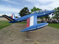 21 @ LFDS - aéroclub de Sarlat - by Jean Christophe Ravon - FRENCHSKY