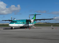 EI-GEV @ EIDL - EI-GEV of Stobart Air -Aer Lingus Regional at Donegal Airport
