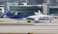 N774LA @ MIA - LAN Cargo - by Florida Metal