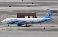 XA-VAI @ KLAS - Airbus A320