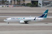 C-FZRM @ KLAS - Boeing 737-8CT