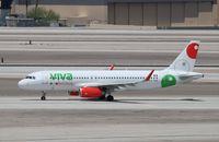 XA-VAN @ KLAS - Airbus A320
