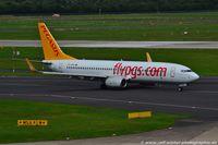 TC-CRA @ EDDL - Boeing 737-8H6 - H9 PGT Pegasus Airlines - 41769 - TC-CRA - 28.07.2017 - DUS - by Ralf Winter