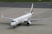 LZ-PLO @ VIE - Bulgaria Air Embraer 190 - by Thomas Ramgraber
