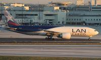 N778LA @ MIA - LAN Cargo - by Florida Metal