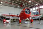 N2101 - Granville Brothers Gee Bee Sportster E at the Fantasy of Flight Museum, Polk City FL