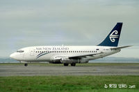 ZK-NAX - Air New Zealand Ltd., Auckland