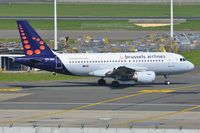 OO-SSF @ EBBR - Brussels A320 for departure - by FerryPNL