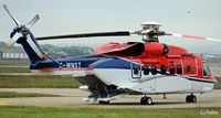 G-WNST @ EGPD - Parked at Aberdeen - by Clive Pattle