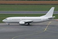 G-POWC @ VIE - Titan Airways Boeing 737-300 - by Thomas Ramgraber