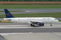 SU-BPU @ VIE - Air Cairo Airbus A320 - by Thomas Ramgraber