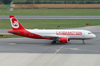OE-LOE @ VIE - Laudamotion Airbus A320 - by Thomas Ramgraber