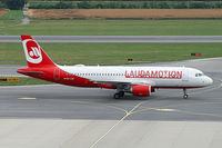OE-LOE @ VIE - Laudamotion Airbus A320 - by Thomas Ramgraber