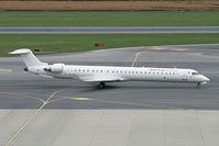 EC-MQQ @ VIE - Air Nostrum Canadair Regionaljet 1000 - by Thomas Ramgraber