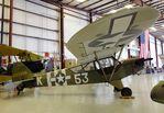 N1406V @ KTIX - Piper L-4J Cub / Grashopper at the VAC Warbird Museum, Titusville FL - by Ingo Warnecke