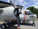 N8114T - Grumman S2F-1 Tracker at the VAC Warbird Museum, Titusville FL
