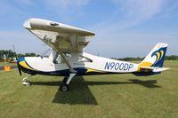 N900DP @ 88C - Cessna 162