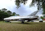 4820 - Mikoyan i Gurevich MiG-21U MONGOL-A at the VAC Warbird Museum, Titusville FL