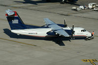 N436YV @ KPHX - US Airways Express - by Dave Turpie