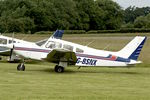G-BSNX @ EGBO - Participating in 2018 Project Propellor at Wolverhampton Halfpenny Green Airport