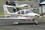 N834CD @ EGBO - Participating in 2018 Project Propellor at Wolverhampton Halfpenny Green Airport