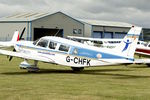 G-CHFK @ EGBO - Participating in 2018 Project Propellor at Wolverhampton Halfpenny Green Airport