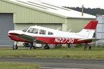N2273Q @ EGBO - at Wolverhampton Halfpenny Green Airport