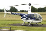 G-CHAP @ EGBO - at Wolverhampton Halfpenny Green Airport