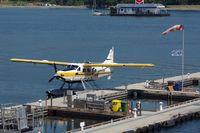 N3125S @ CYHC - Vancouver Coal Harbour Seaplane Terminal - by Manuel Vieira Ribeiro