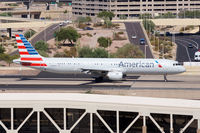 N185UW @ KPHX - No comment. - by Dave Turpie