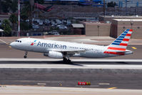N601AW @ KPHX - No comment. - by Dave Turpie